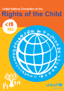 Public Photos / Files - Brochure of UN Convention on the Rights of the Child - C